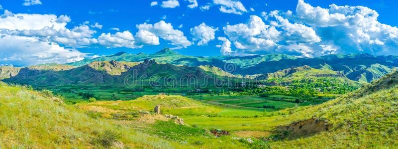 Het Zuiden van Armenië royalty-vrije stock afbeelding
