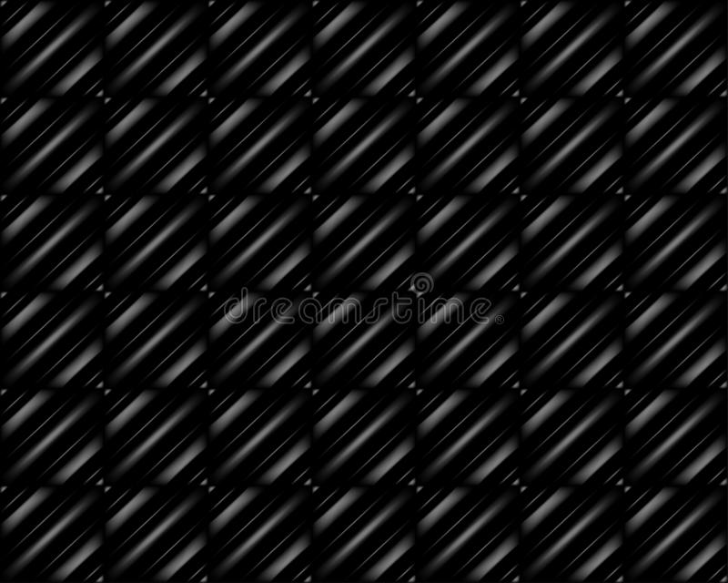 Het zwarte ontwerp van het achtergrond vectorillustratieweb royalty-vrije illustratie