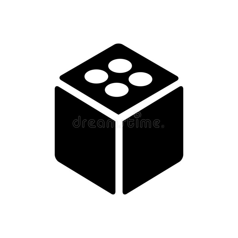 Het zwarte stevige pictogram voor Uitbreiding, stop binnen en voegt toe royalty-vrije illustratie