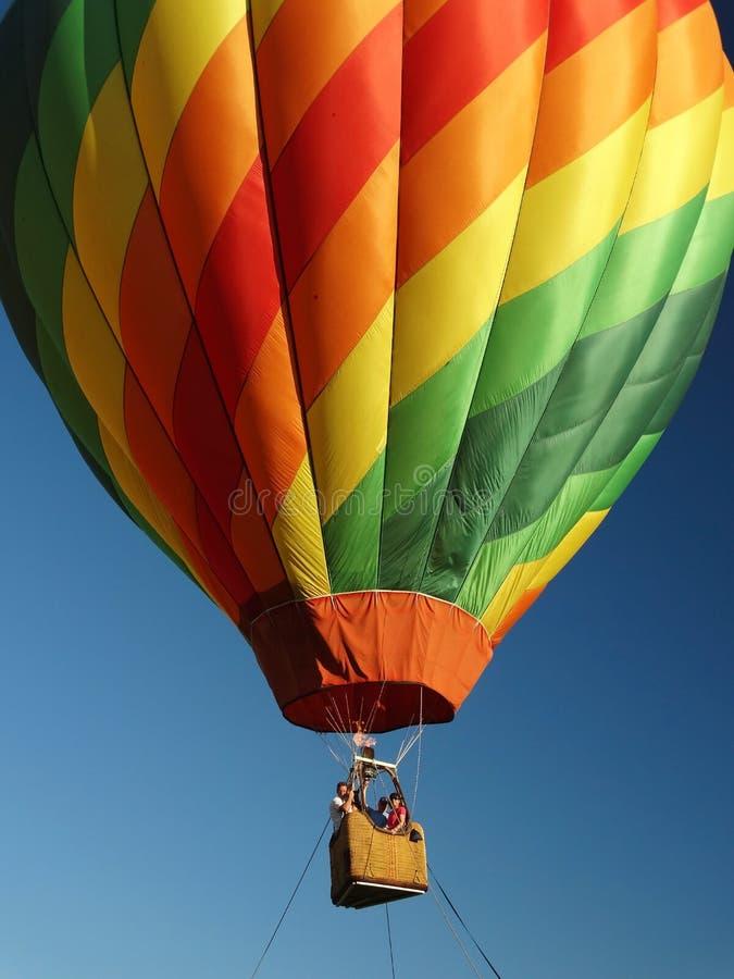 Hete Luchtballons stock fotografie