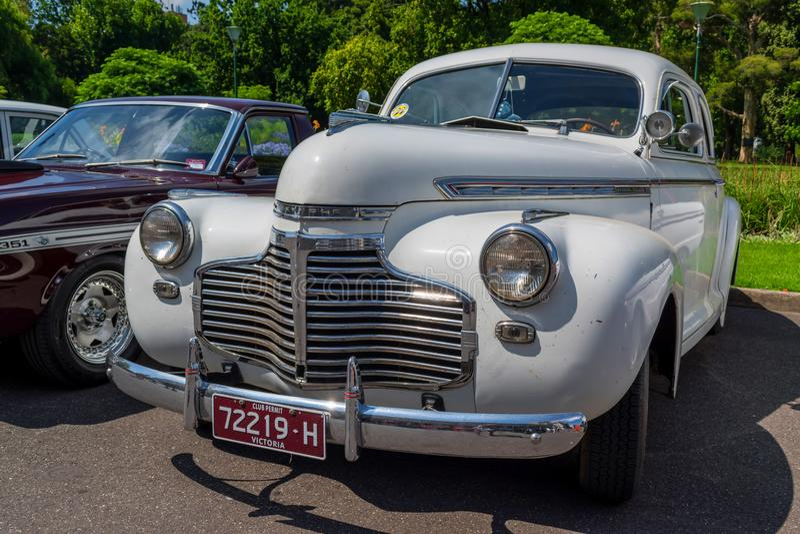 Hete staaf Chevrolet 2 royalty-vrije stock foto's