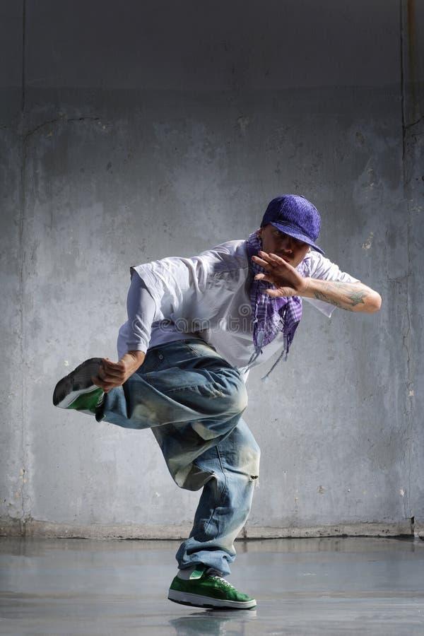 Heup-hop danser
