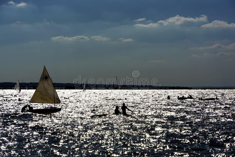 Download Heure D'été Chez Le Lac Balaton Image stock - Image du people, balaton: 76088777