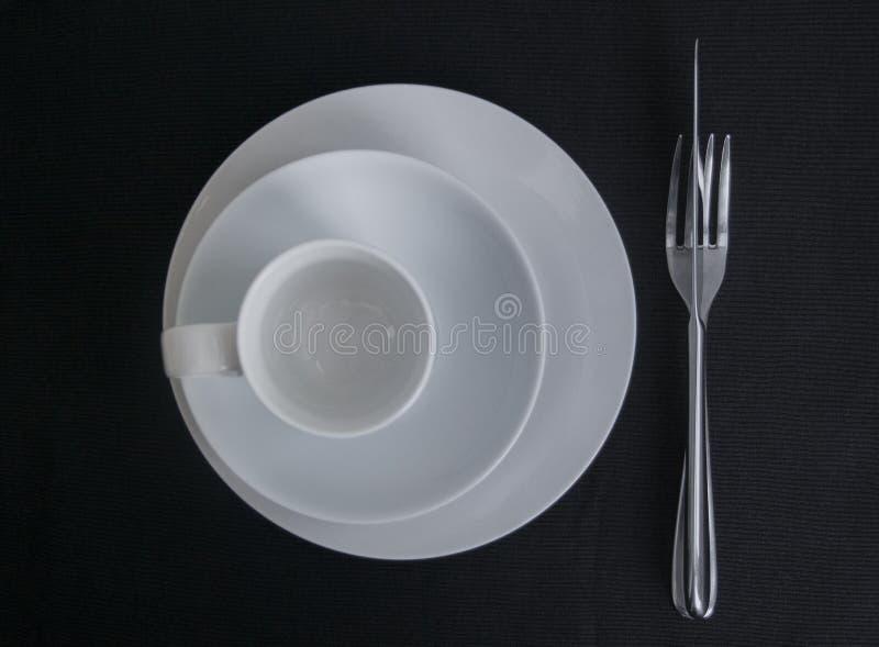 Heure de manger image stock