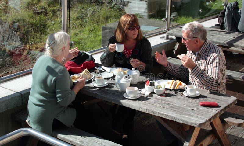 Heure du déjeuner. photos libres de droits