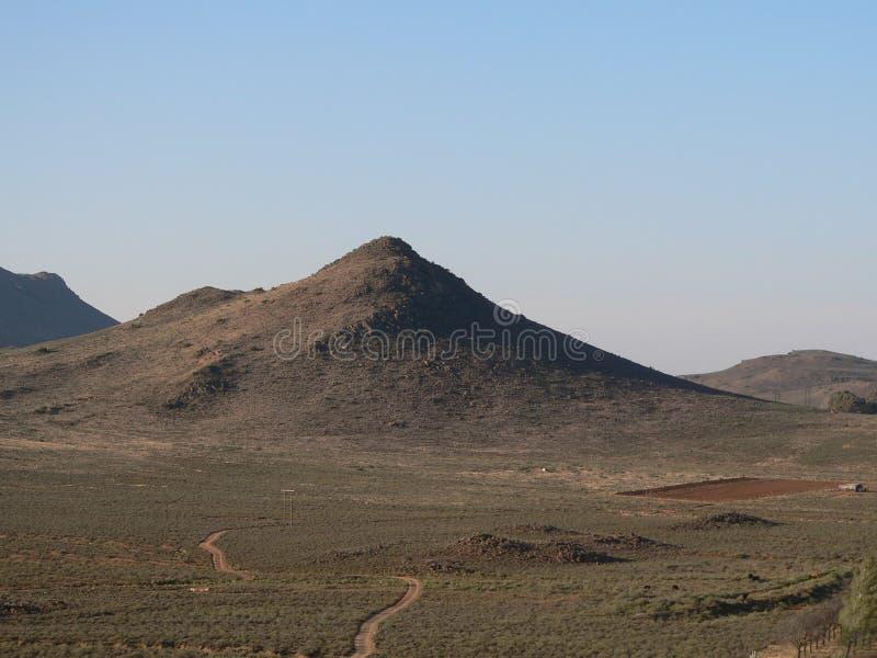 Heuvel stock fotografie
