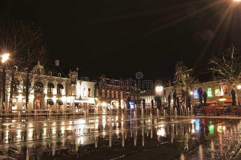 heuvel holandie kwadratowy Tilburg zdjęcia royalty free