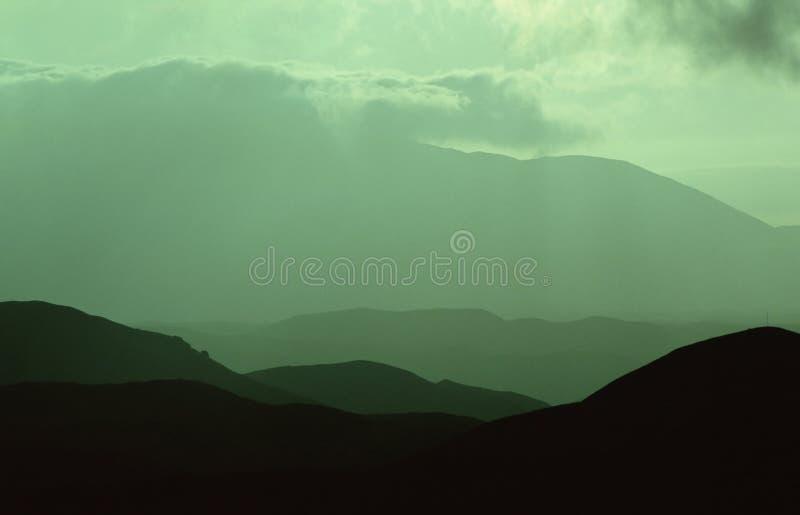 Heuvels Stock Afbeeldingen