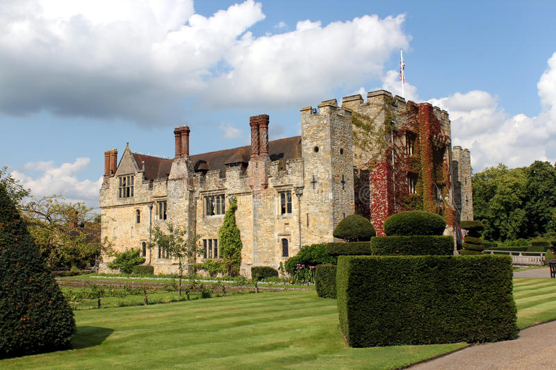 Download Hever Castle, UK Royalty Free Stock Images - Image: 10978869