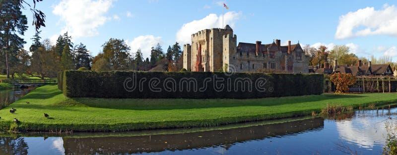 Hever slott fotografering för bildbyråer