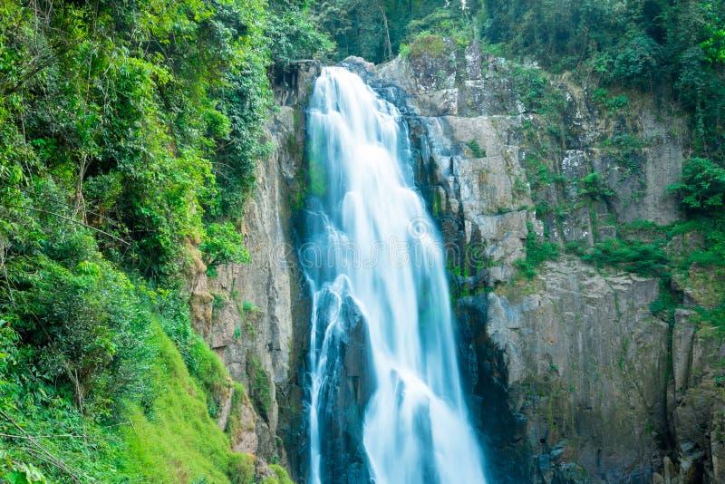 Hew Narok waterfalls. At Khao Yai National Park Nakhon Ratchasima, Thailand stock images