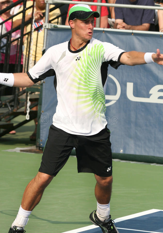 Download Hewitt: Professional Tennis Player Forehand Editorial Photo - Image: 10446761