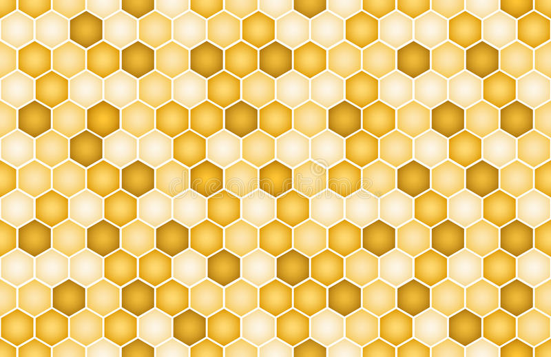 Hex backgroun royalty free stock photo