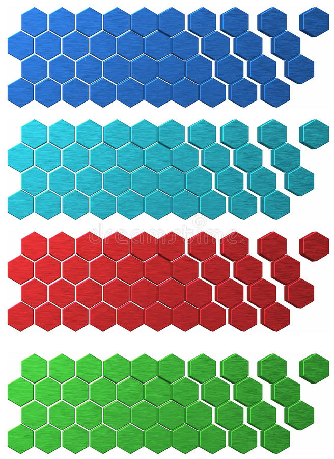 Hex Grid backdrops
