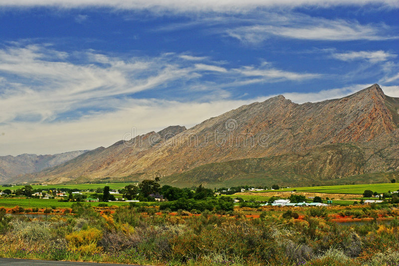 Hex Valley royalty free stock photo