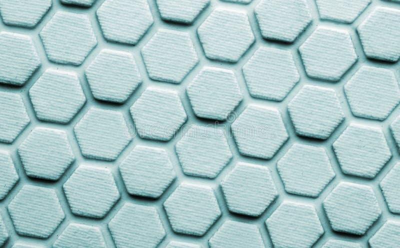 Hexagon achtergrond royalty-vrije stock afbeelding