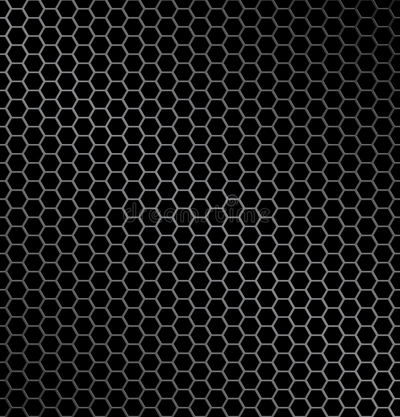 Free Hexagon Metal Background Stock Photos - 18088333
