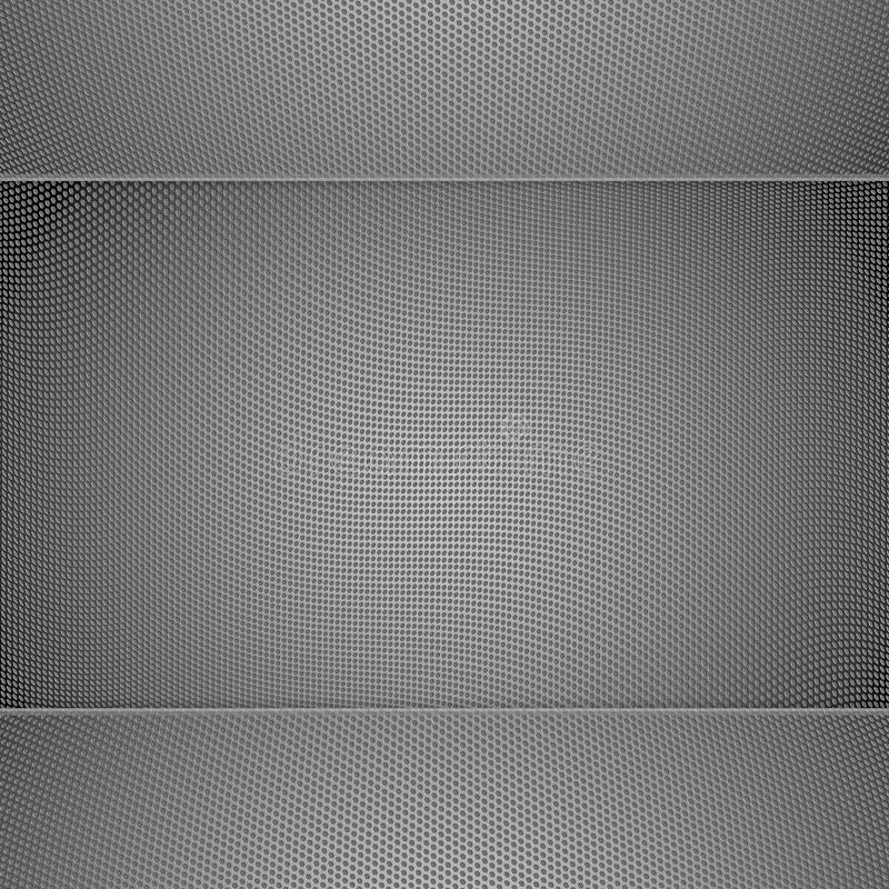 Hexagon Metal Background royalty free stock photography