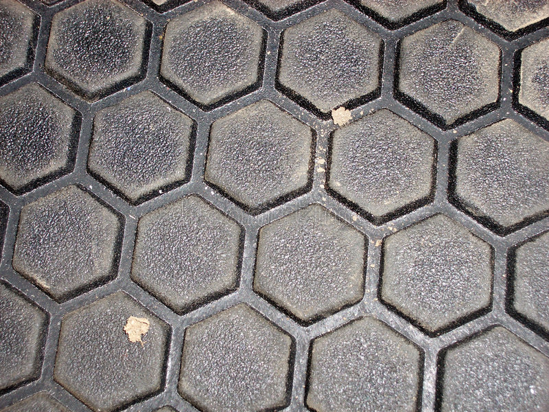 Download Hexagonal, surface stock image. Image of background, pattern - 262705