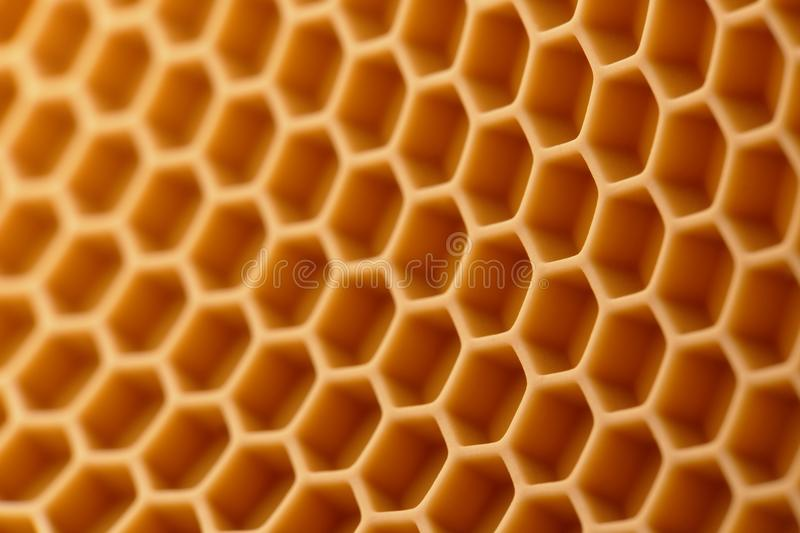 Honeycomb pattern. Hexagonal texture. Abstract pattern background stock photos