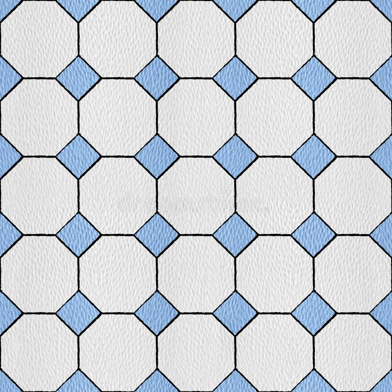 Tile Mosaic Background Stock Illustration Illustration Of