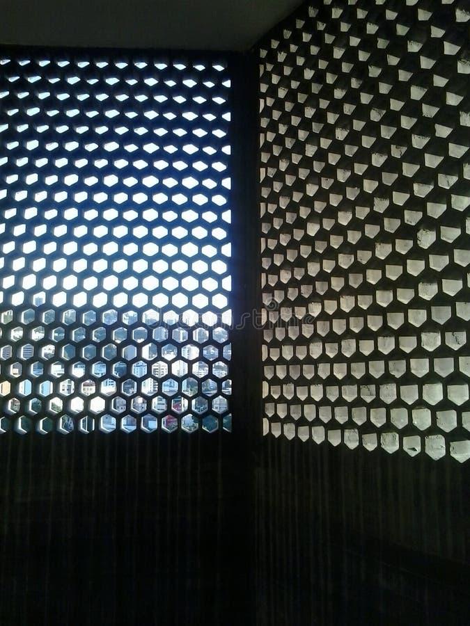 Hexagone des Lebens lizenzfreie stockbilder