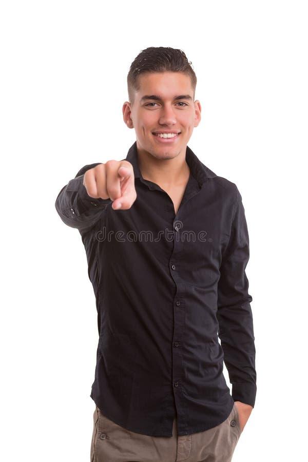 Hey dig! arkivfoton