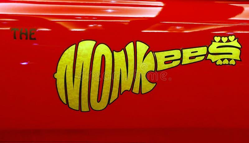 Hey Hey was Monkees stock fotografie