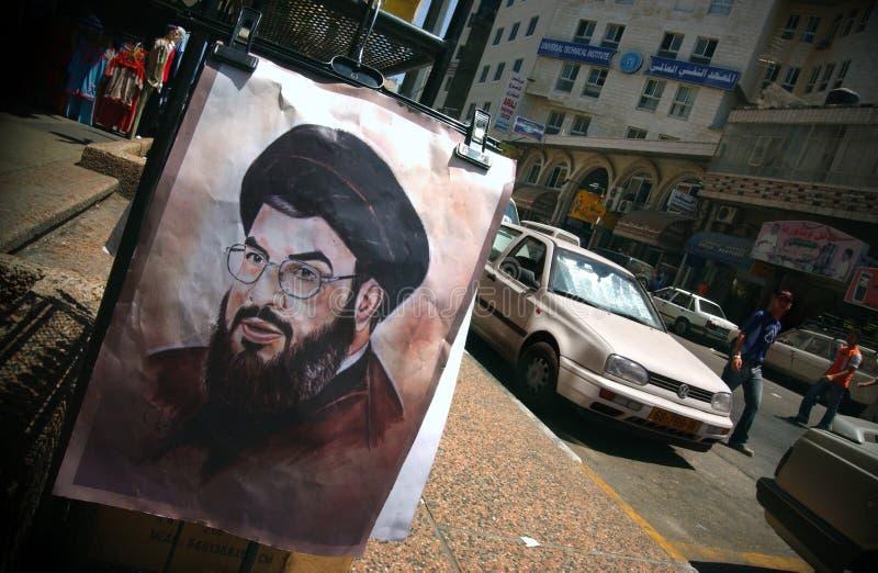 hezbollah fotografering för bildbyråer