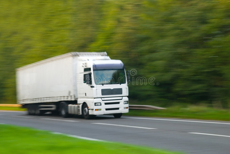 HGV Truck royalty free stock image