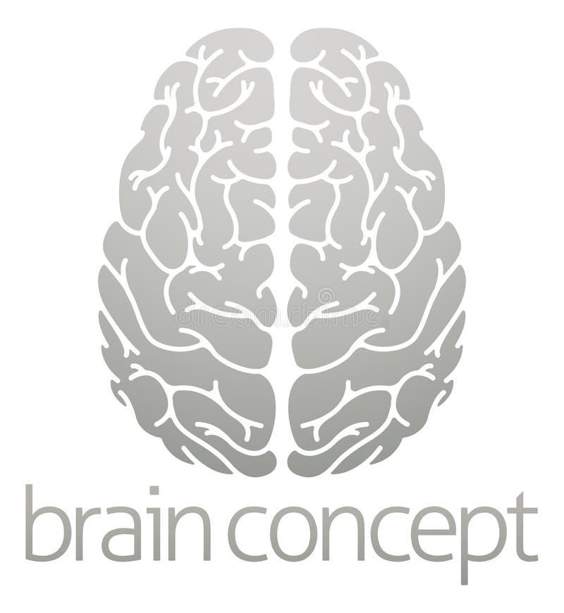 Hhuman脑子概念 向量例证