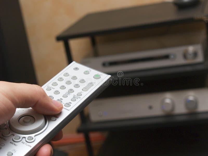 Download Hi-Fi [11] stock image. Image of selector, speaker, handle - 464799