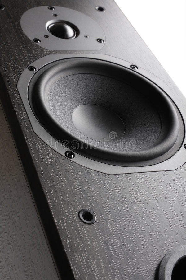 Download Hi-Fi Acoustic System Close-up Stock Photo - Image: 7469660
