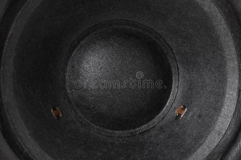 Hi fi audio stereo system sound speakers background royalty free stock photos