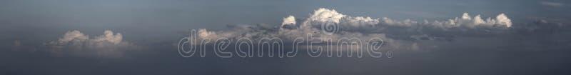 Hi-Res Clouds Panorama stock photos