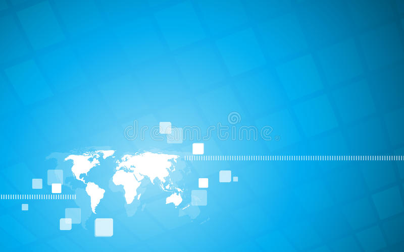 Hi-tech background. Vector vector illustration