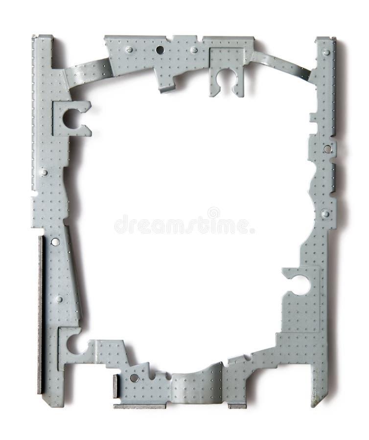 Hi-tech Frame Royalty Free Stock Photos