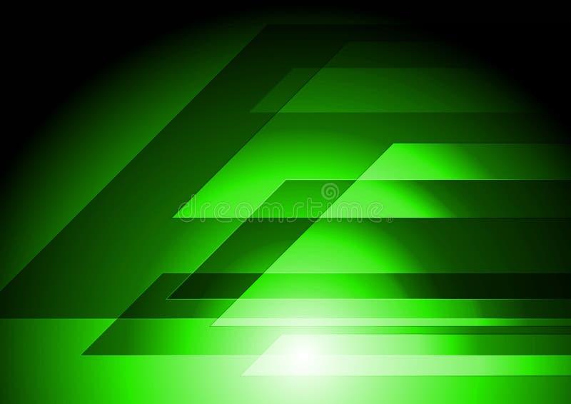 Hi-tech vectorachtergrond vector illustratie