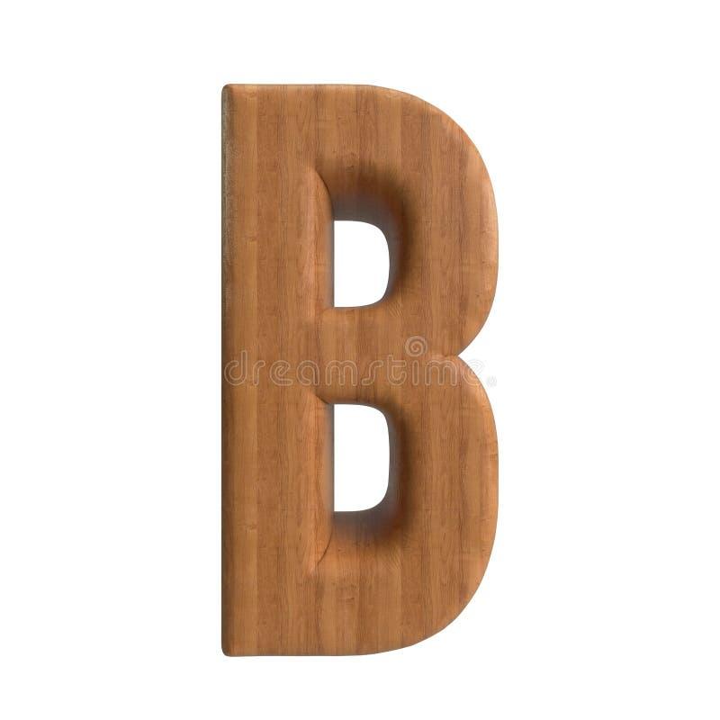 Hi uppl?sningsA-Z Wood Texture Text serie f?r slag av upp till dig vektor illustrationer