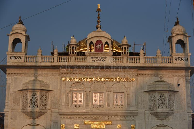 """Hib för  för HazÅ """"r SÄ, Nanded, Maharashtra, Indien arkivfoto"""