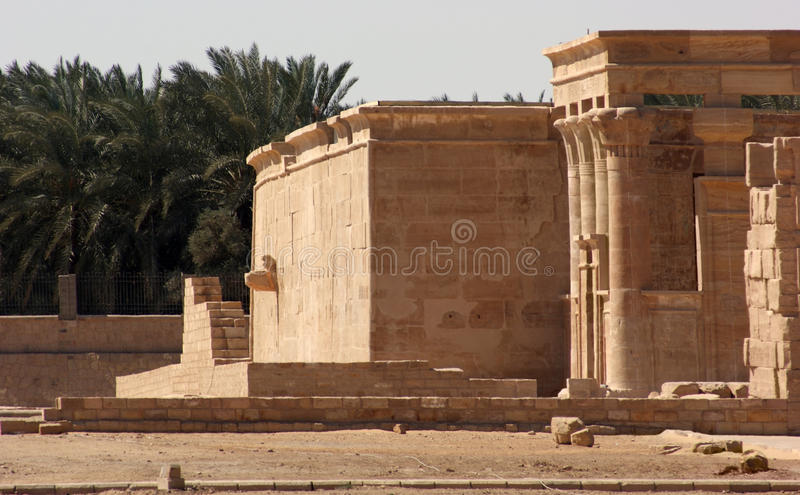 Hibis Temple stock photography