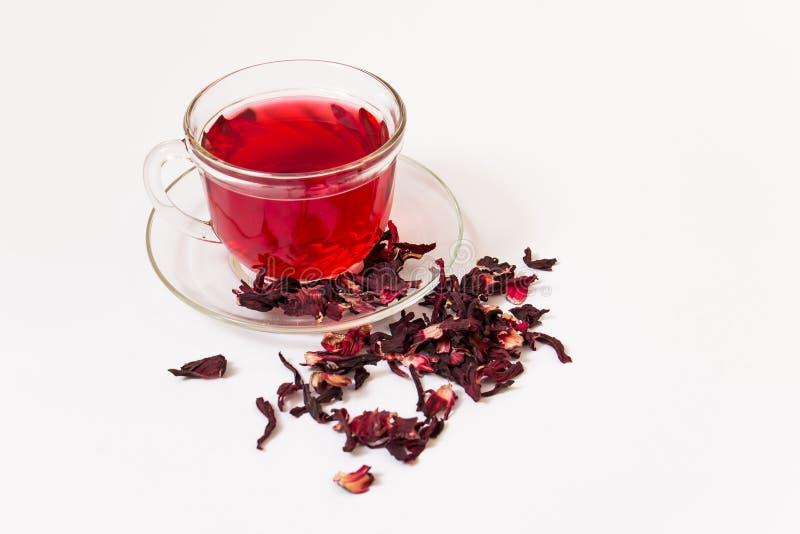 Hibiscus tea stock images