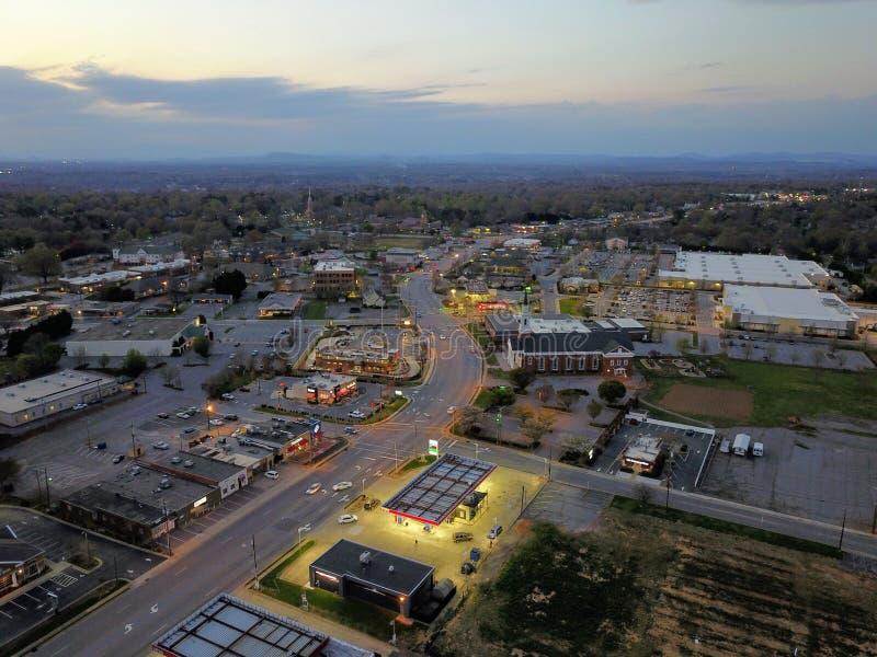 Hickory de Viewmont image libre de droits