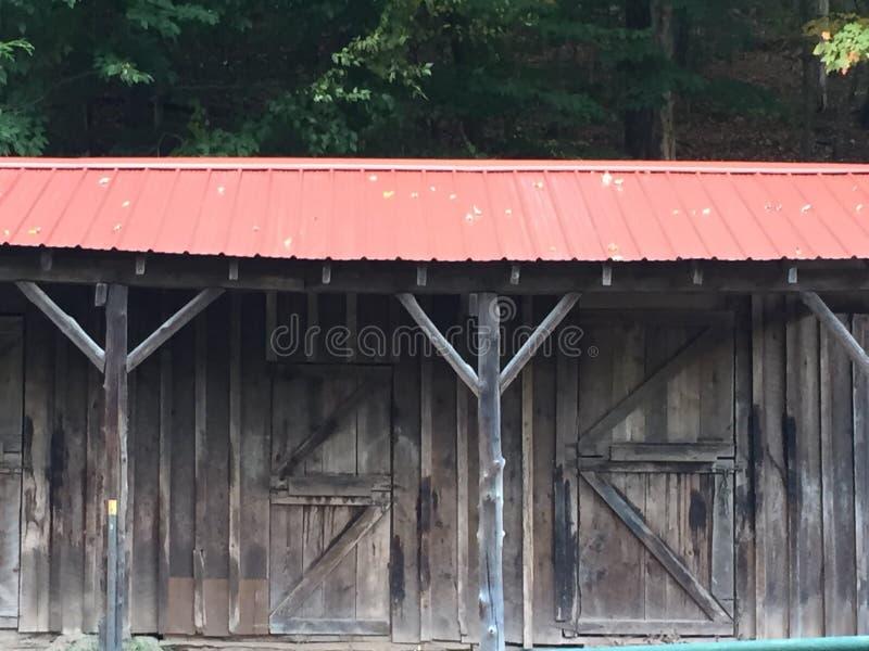 hicks barn zdjęcia royalty free