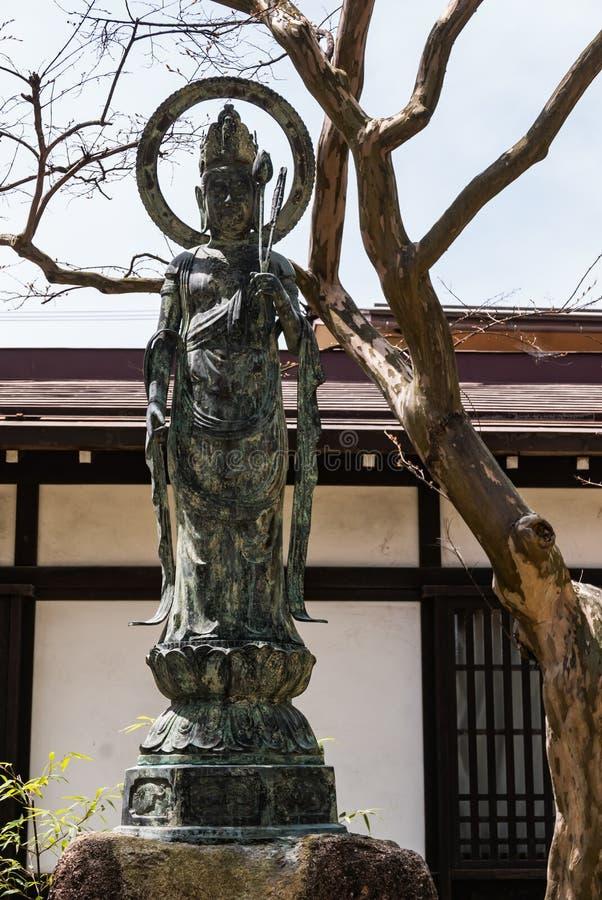 Hida国分寺市寺庙,高山市,日本 免版税图库摄影