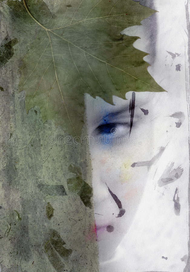 Hidden Artemis royalty free illustration