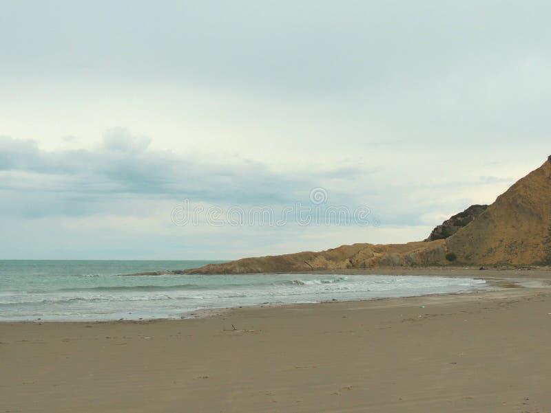 Hidden beach stock images