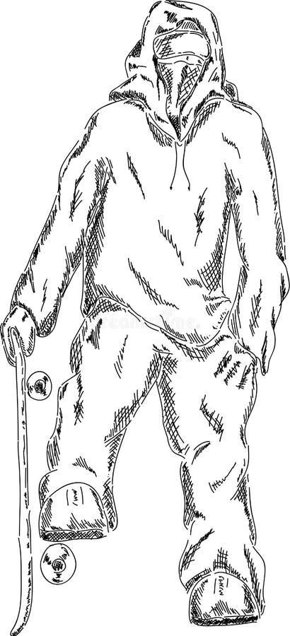 Download Hidden Boy Stock Image - Image: 19562121