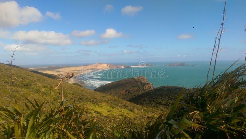 Hidden coast royalty free stock photo