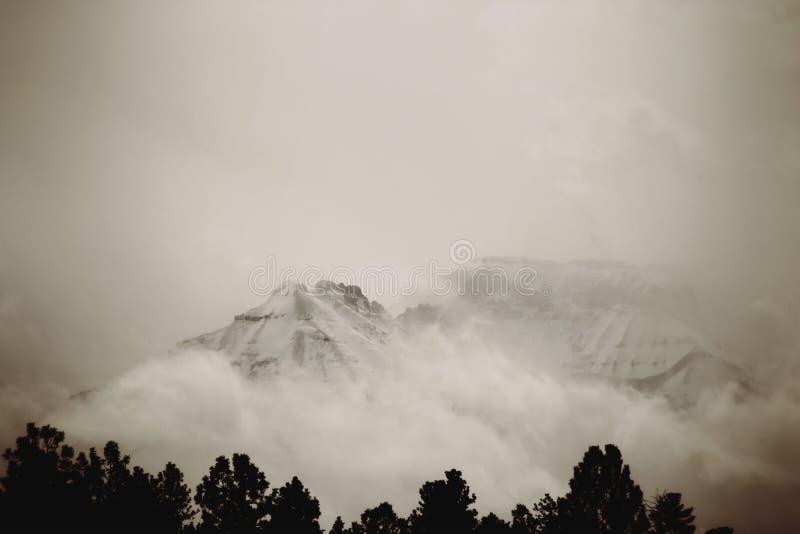 Download Hidden Uncompahgre Mountain Peak Stock Photo - Image: 68904871